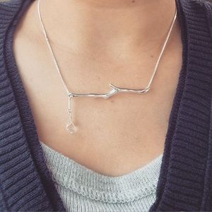 Chloe + Isabel Signature Branch Necklace